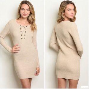 NWT Sadie & Sage Sweater Dress